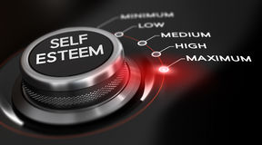 self-esteem-switch-button-positioned-word-maximum-black-background-red-light-conceptual-image-illustration-48242946